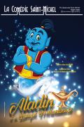 Affiche Aladin - La Comédie Saint-Michel