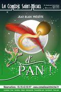 Affiche Peter Pan - La Comédie Saint-Michel