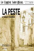 Affiche - La Peste - La Comédie Saint-Michel