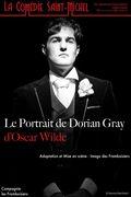 Affiche Le Portrait de Dorian Gray - La Comédie Saint-Michel